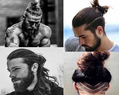 19 Peinados Esilo bun Hispter