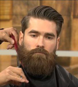 Arreglar la Barba