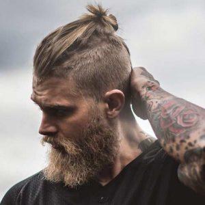 Corte Bajo Con Barba