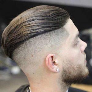 Cortes de cabello de hombre para atras
