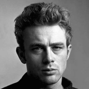 James Dean Con Copete Desordenado
