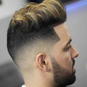 Peinado Hacia Arriba Alineado