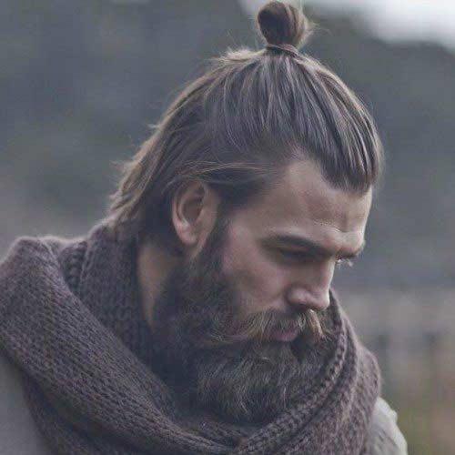 18 peinados estilos samurai