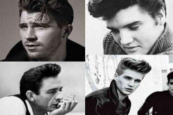 Peinados Para Hombres 1950