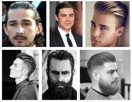 Peinados Hacia Atras