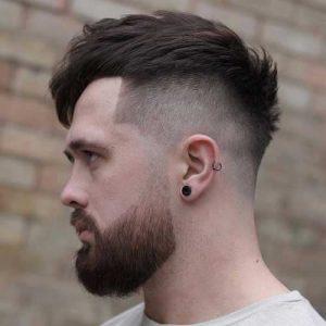 Los mejores cortes de cabello con barba