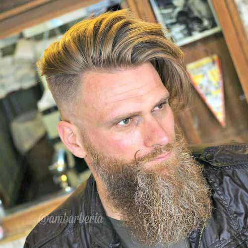 Tratamiento para crecimiento de barba