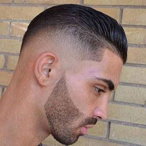 Peinado Hacia Atras
