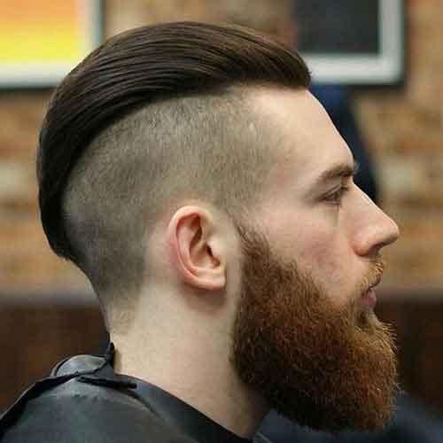 21 Peinados Undercut En Tendencia 2018 Para Hombres