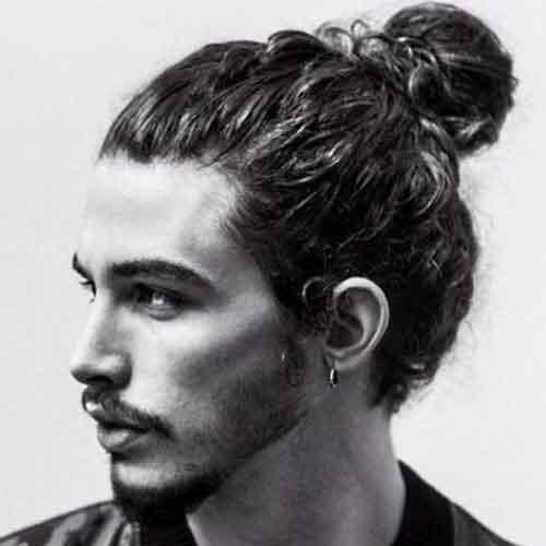Estilo-de-cabello-Bun