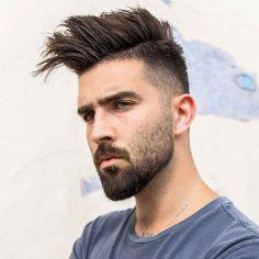 Nuevos peinados de hombre 2019
