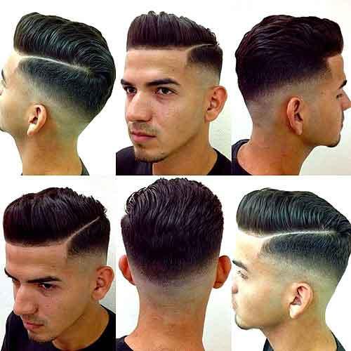 Cortes de cabello hombre y nombres
