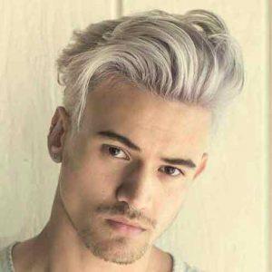 32 Peinados De Pelo Corto Para Hombres Tendencia 2018 Extras - Peinados-hombre-pelo-liso