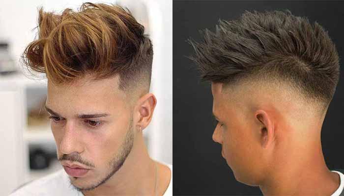 cortes de cabello para hombres nuevos 2018