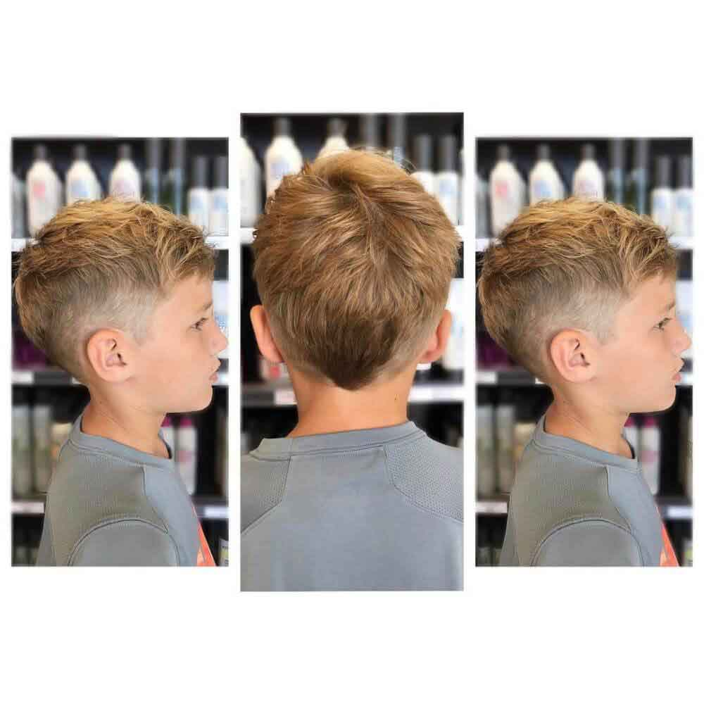 Boy Mohawk Hairstyle 100 Best Men S Hairstyles New Haircut
