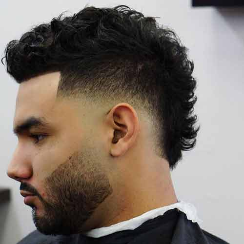 Cortes de pelo para hombres la cresta