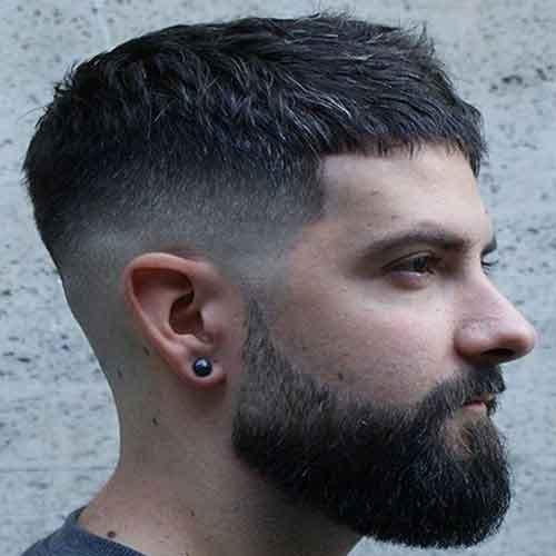 estilo de peinado corto
