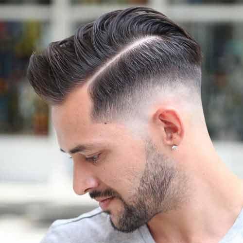 32 Peinados De Pelo Corto Para Hombres Tendencia 2018 Extras