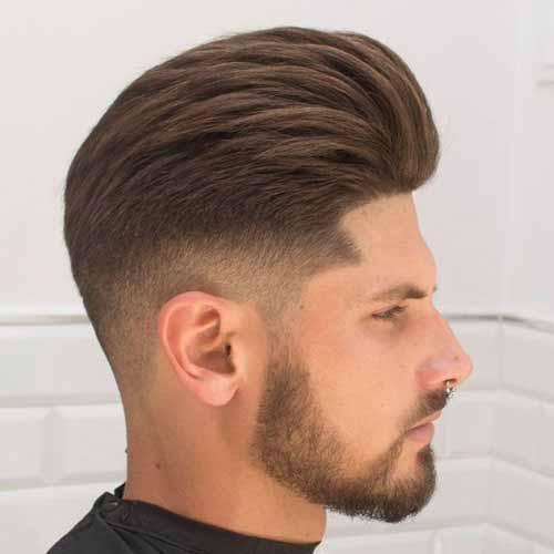 pompadour-peinado