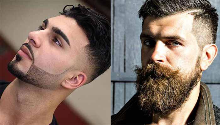Hombres con barba estilo 2018 for Tipos de corte de barba