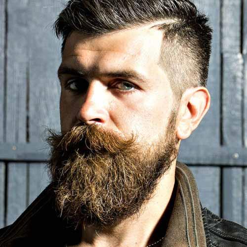Hombres con Barba - Los Mejores Estilos Modernos 8a795e65a649