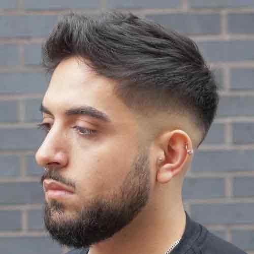 los mejores cortes de pelo fade o degradado para este 2018