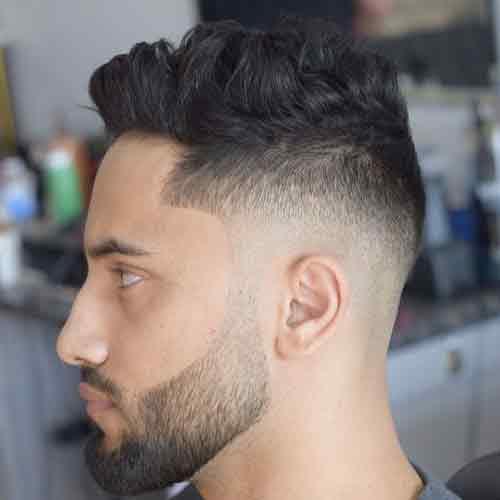 Corte de pelo degradado 0 5