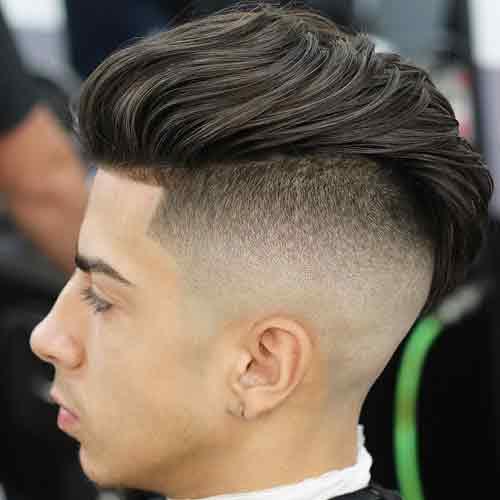 Cortes de cabello hombre joven 2018
