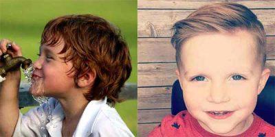 cortes de cabello para niños pequeños