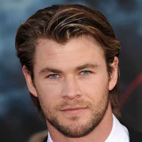 Bonito y sencillo peinados cara ovalada hombre Fotos de cortes de pelo tendencias - Los mejores peinados para los hombres con caras redondas