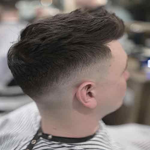 Skin fade corte de pelo