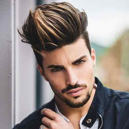 Nuevos Peinados Largos Para Los Hombres 2018