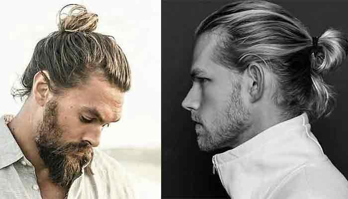 Nuevos Peinados Largos Para Los Hombres 2018 - Peinado-hombre-largo