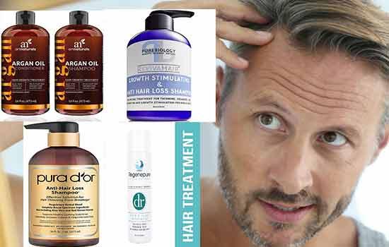los mejores shampoo para la perdida de cabello en hombre