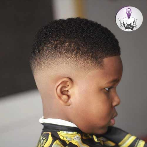 Little Black Boy Haircuts The Best Modern Hairstyles 2018