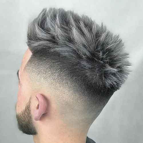 corte de pelo skin fade