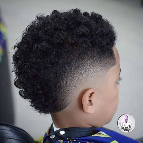 Little Black Boy Haircuts The Best Modern Hairstyles
