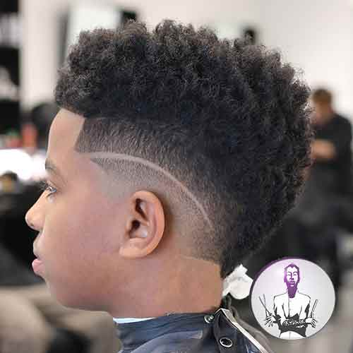 Little Black Boy Haircuts The Best Modern Hairstyles【 2018