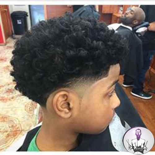 Long Hair Cool Haircuts For Black Boys 78