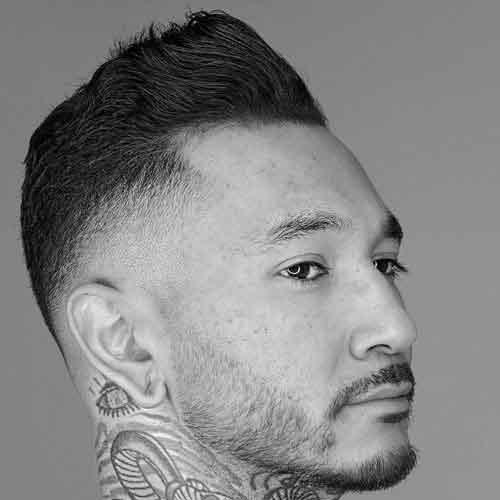 Top 49 Los Mejores Peinados Para Hombres En 2018