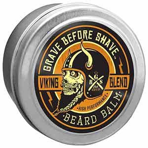 Bálsamo de barba Grave Before Shave de la mezcla Viking