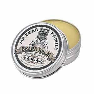Balsamo de barba mr bear family