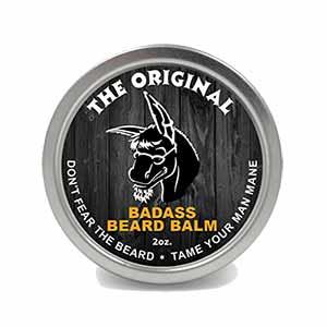balsamo de barba badass