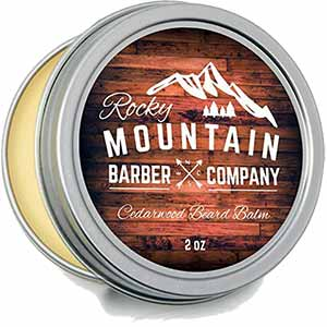 balsamo de barba rocky mountain