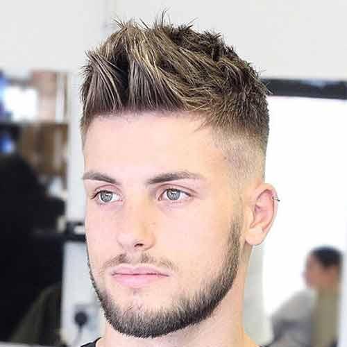 Cortes de cabello para hombre primavera 2020