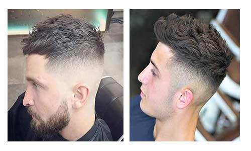 Corte de pelo hombre usa