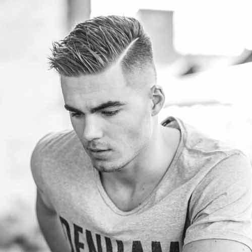 Cortes de cabello tendencia 2018 para hombres