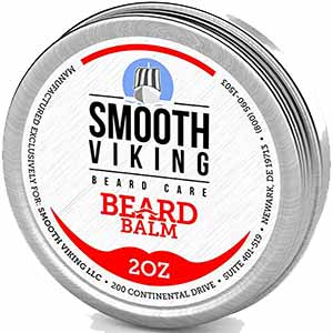 smooth viking balsamo de barba