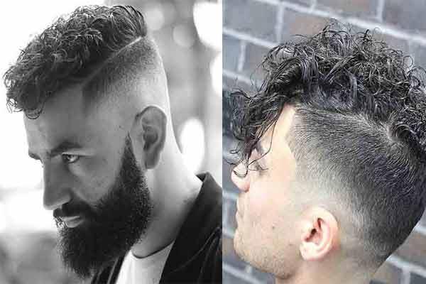Peinados Rizados Para Hombres Los Mejores Estilos