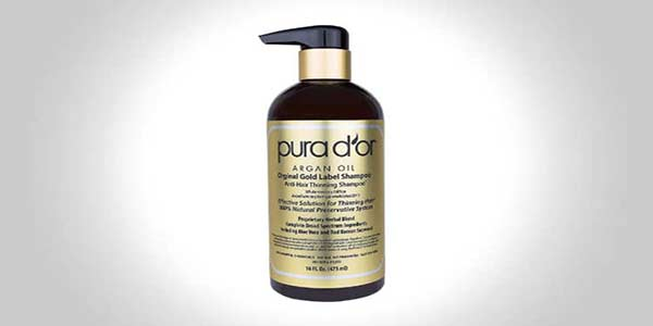 PURA D'OR Shampoo Anti Diluyente Original
